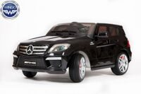 Детский электромобиль Wingo MERCEDES ML63 LUX (Лицензия) Автокраска