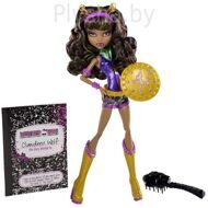 Кукла Monster High Клодин Вульф Серия: Супергерои