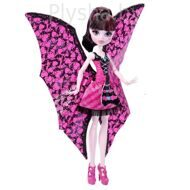 Кукла Monster High Дракулаура Летучая мышь