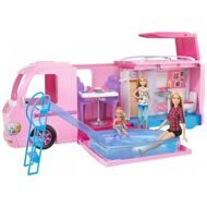Фургон Barbie DreamCamper FBR34