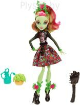 Кукла Monster High Венера Макфлайтрап Серия: Мрак и Цветение