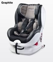 Автокресло Caretero Defender Isofix Цвет: Графит