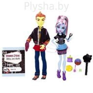 Куклы Monster High Эбби Боминейбл и Хит Бёрнс Серия: В Классе