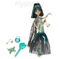 Кукла Monster High Клео де Нил Серия: Маскарад, Хэллоуин