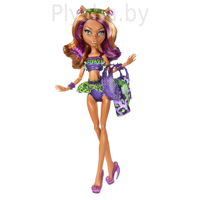 Кукла Monster High Клодин Вульф Серия: Урок плавания