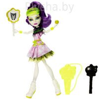 Кукла Monster High Спектра Вондергейст Серия: Монстры Спорта