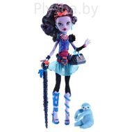 Кукла Monster High Джейн Булиттл Серия: Базовая с питомцем