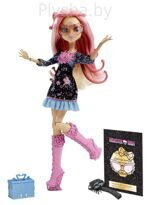 Кукла Monster High Вайперина Горгон Серия: Страх, Камера, Мотор!