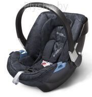 Автокресло Cybex Aton 2 Denim by Lala Berlin
