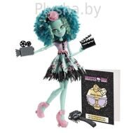 Кукла Monster High Хони Свомп Серия: Страх, Камера, Мотор!