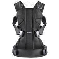 Рюкзак - кенгуру BabyBjorn One Air Mesh (0910.25) Черный