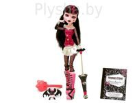 Кукла Monster High Дракулаура Серия: Базовая с питомцем