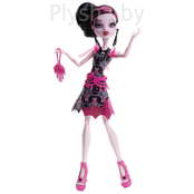 Кукла Monster High Дракулаура Серия: Страх, Камера, Мотор!