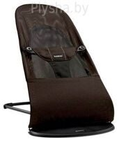 Кресло - шезлонг BabyBjorn Balance Soft Mesh Black/Brown 0050.06