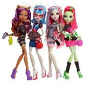 Набор Monster High 4 куклы