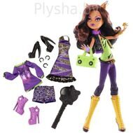 Кукла Monster High Клодин Вульф Серия: Я люблю моду