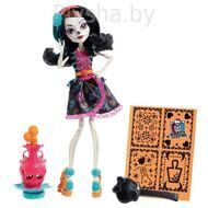 Кукла Monster High Скелита Калаверас Серия: Творческие монстры-Art Class